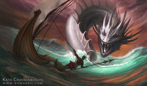 The Hunt by Kamakru