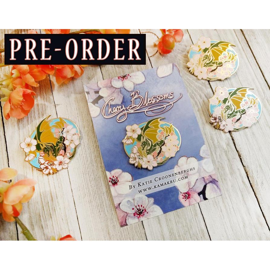 Blossom preorder by Kamakru
