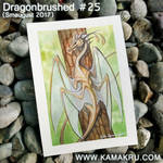 Dragonbrushed [Smaugust] #25 - Golden Four Wing