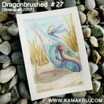 Dragonbrushed [Smaugust] #27 - In a bottle