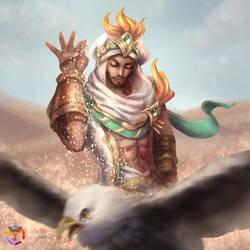 Khaleed x salt bae