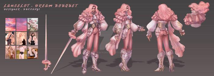 Lancelot - Dream Bouquet