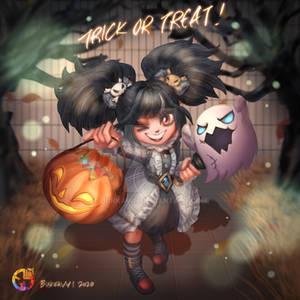 Halloween 2020 Lylia