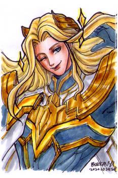 Hero Swordmaster Lancelot