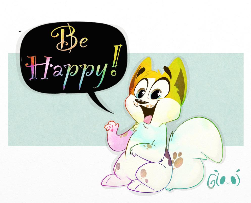 Be Happy! by GTOxOT