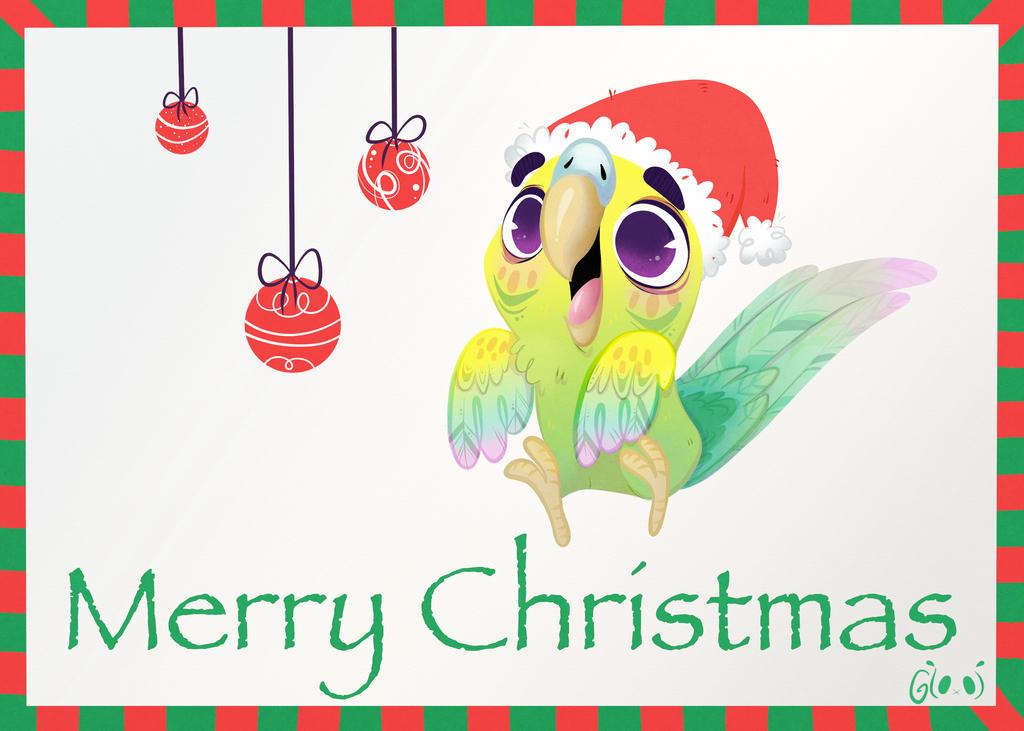 Christmas Card - Jafar by GTOxOT