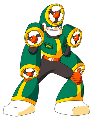 Original: Turbine Man by DuoDynamo
