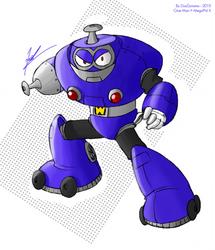 Glue Man Megamix by DuoDynamo