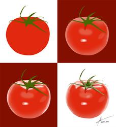 Tomato study by DuoDynamo