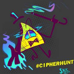 #CYPHERHUNT by Skyblue10