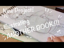 NEW ILLUSTRATION POJECT!!! (youtube video)