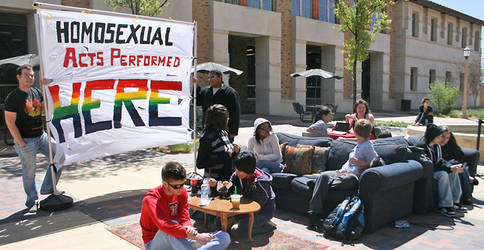 Homosexual acts performed here by RemnantXXX