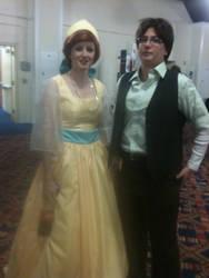 Princess Anastasia and Dimitri by TTGirlFan
