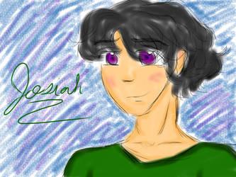 Josiah ( very rough sketch) by TTGirlFan