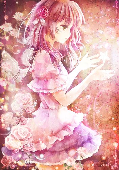 Angel of Hope by xMiirage