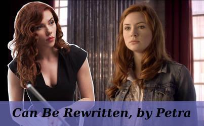 Can Be Rewritten by SisterOfWar
