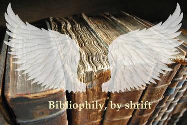 Bibliophily by SisterOfWar