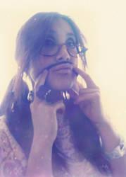 Moustache by mychofy