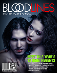 Bloodlines Annual  - Issue #131 by AHiLdesigns