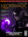 Necromagic Nightly - Issue #3 by AHiLdesigns