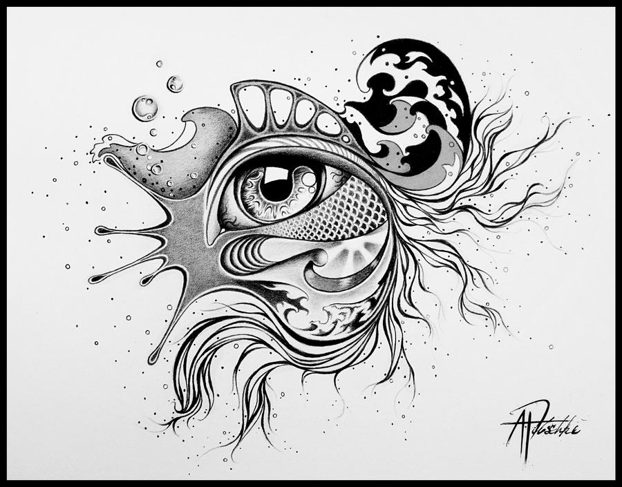 fisheye by pitch-kee