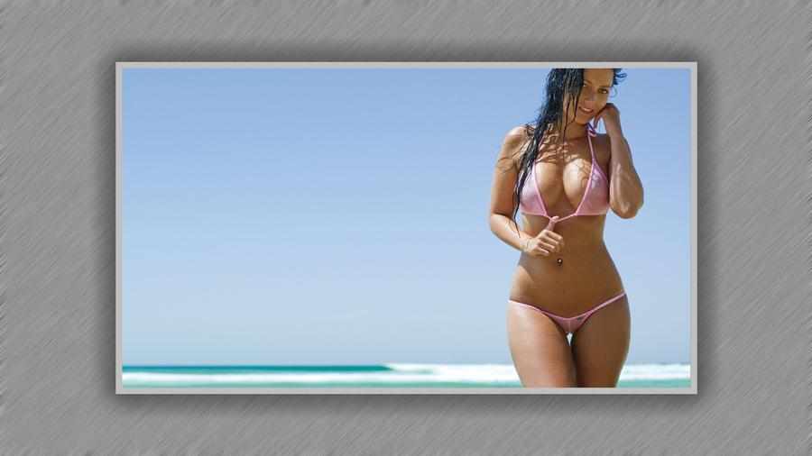 Bikini by deadmanwalkin