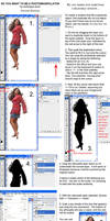 Creating Photomanip Shadows by archetype-stock