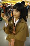 Hyouka: Eru Chitanda as Sherlock