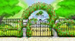 Restauration  Anthony's Rose Gate