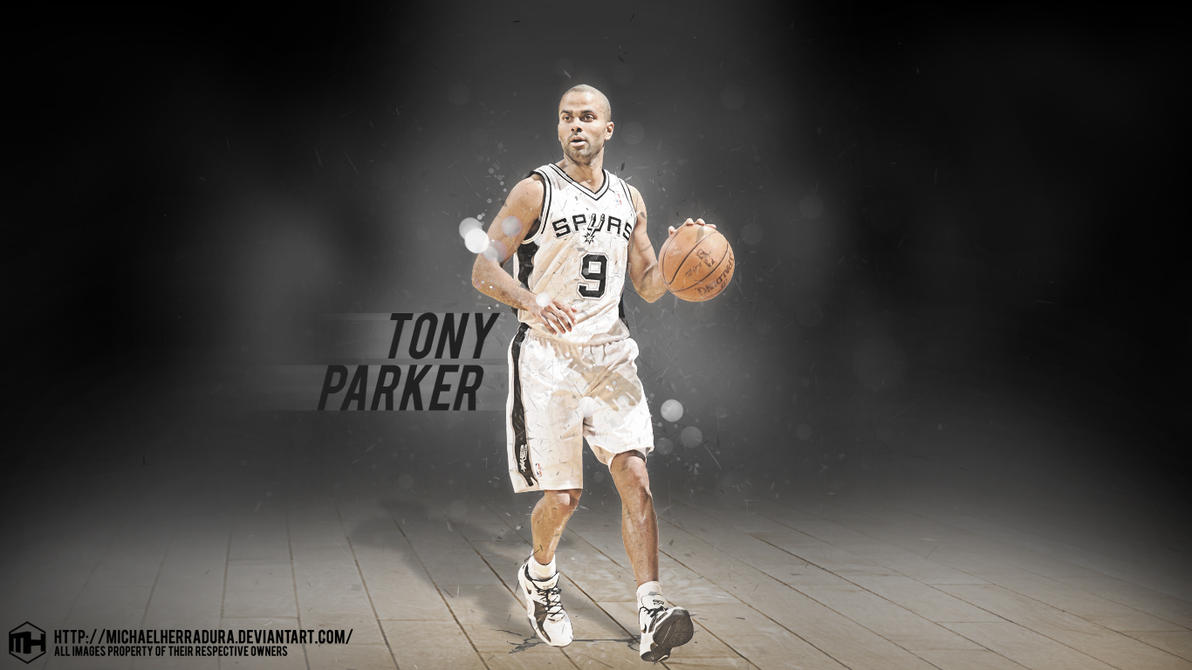Tony parker wallpaper by michaelherradura on deviantart tony parker wallpaper by michaelherradura voltagebd Choice Image