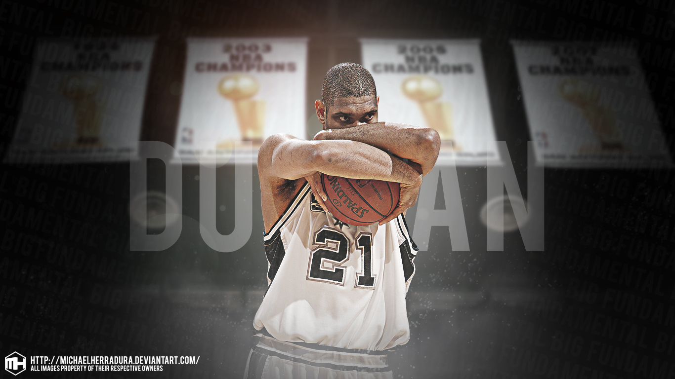 Tim duncan big fundamental wallpaper by michaelherradura - Tim duncan iphone wallpaper ...
