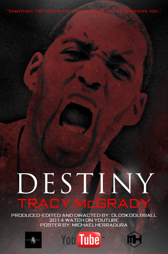 Tracy Mcgrady Poster