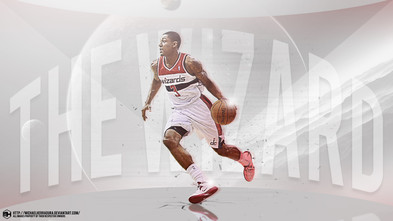 Bradley Beal THE WIZARD wallpaper by michaelherradura on ...