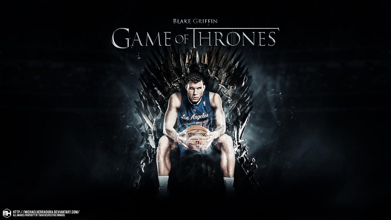 Blake Griffin Game of Thrones wallpaper by ...