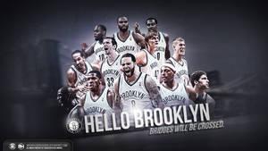 Brooklyn Nets Bridges will be crossed wallpaper