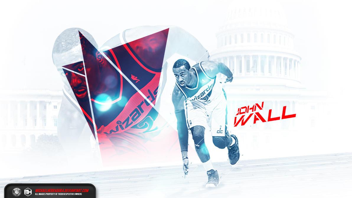John Wall Wallpaper By Michaelherradura