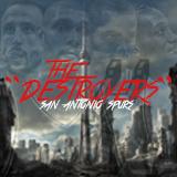 San Antonio Spurs The Destroyers Icon by michaelherradura