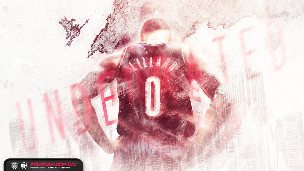 Michael Damian HD Wallpapers Damian Lillard Underated wallpaper by michaelherradura on DeviantArt