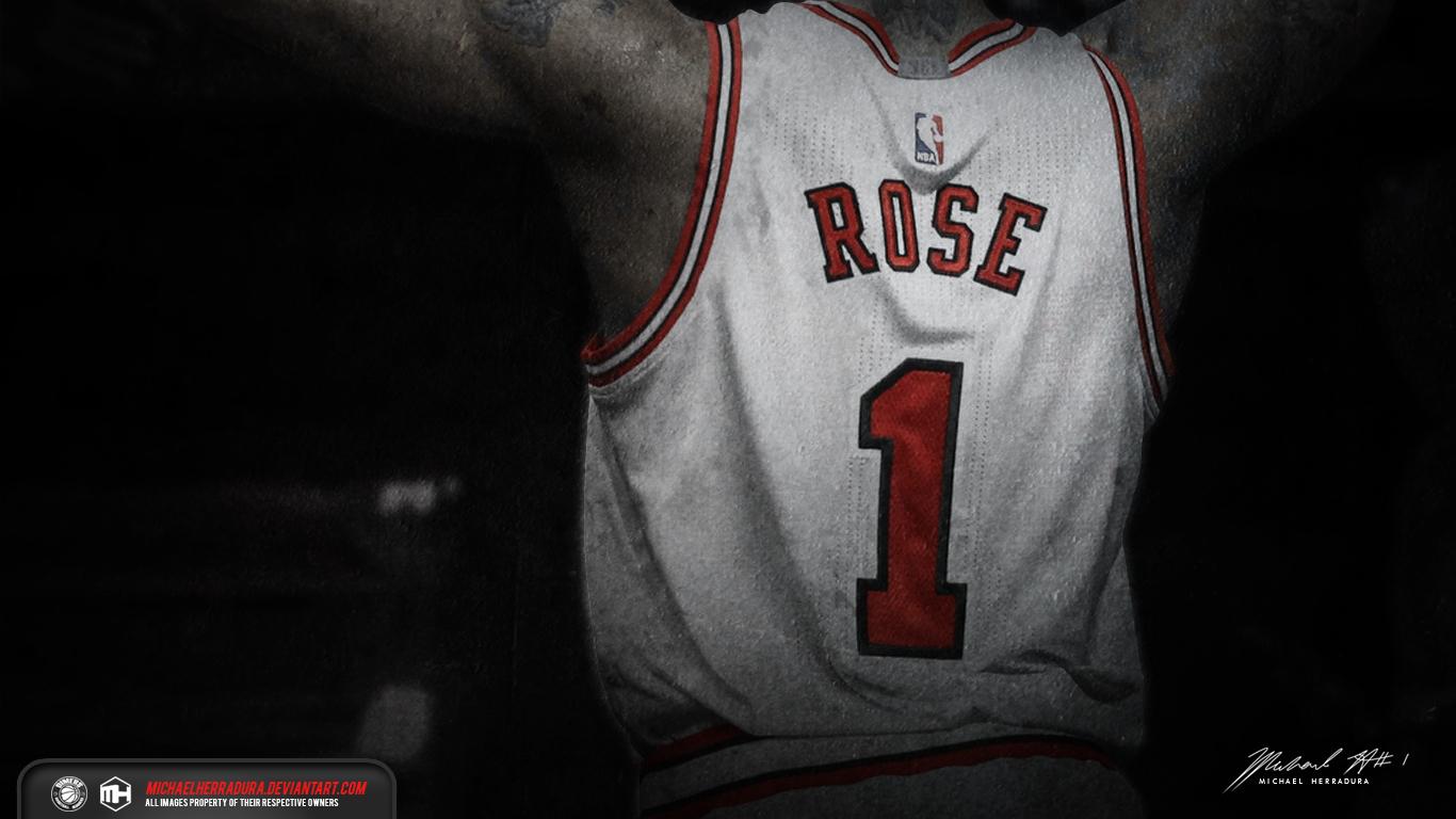 Derrick Rose Je...