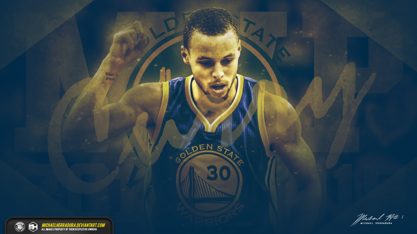 Stephen Curry MVP wallpaper by michaelherradura on DeviantArt