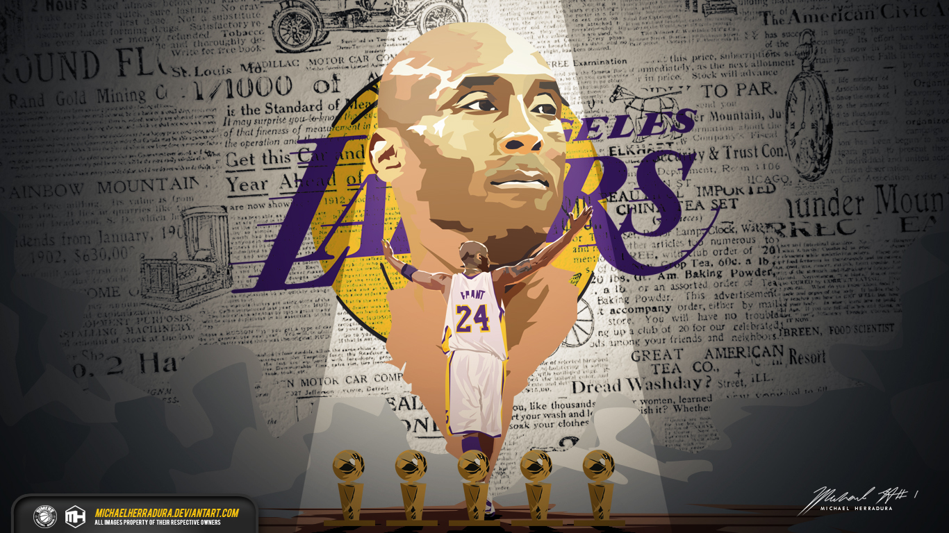 Amazing Wallpaper Logo Kobe Bryant - thank_you_kobe_bryant_wallpaper_by_michaelherradura-d9x5298  Collection_811331.jpg