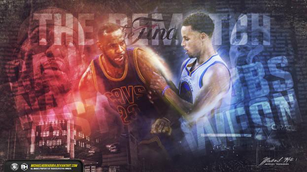 NBA Finals The Rematch wallpaper