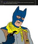 John Wayne: The Batman