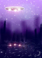 UFO by SnapesImp