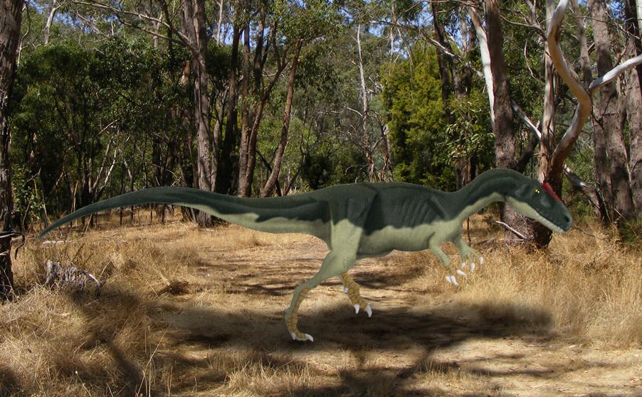 Big Al The Allosaurus By Carnoraptor69 On Deviantart