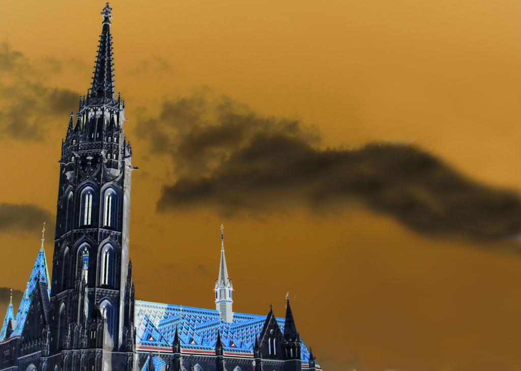 Dark Church by Owly-Owly