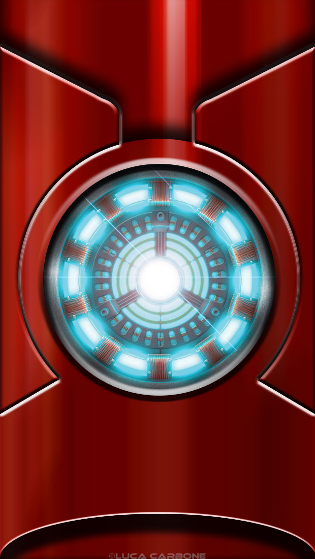 Iron man arc reactor by troopervb on deviantart - Iron man heart wallpaper ...
