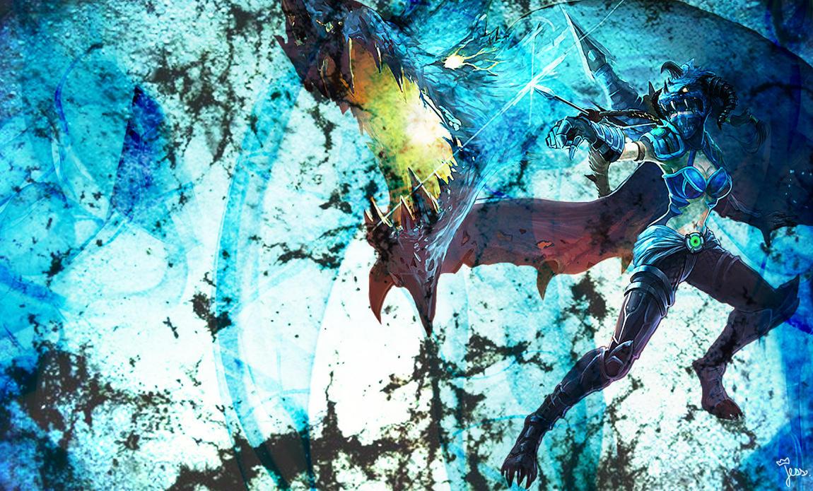 Dragonslayer Vayne by