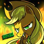 MACROSCHISM - Applejack Portrait