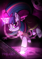 MACROSCHISM - Twilight Poster by Swordflash4